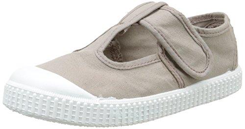 Deporte Unisex Velcro Lona Stone Niños De Sandalia 88 Zapatillas Tintada Gris Victoria YawqH0W