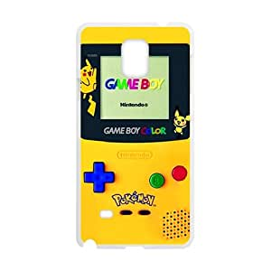 JIANADA Pokemon game machine Cell Phone Case for Samsung Galaxy Note4