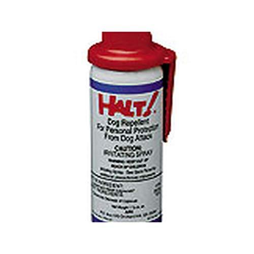 ARI 61101 Halt Dog Repellent Aggressive Dog Spray, 1.5 oz. (Pack of 12)