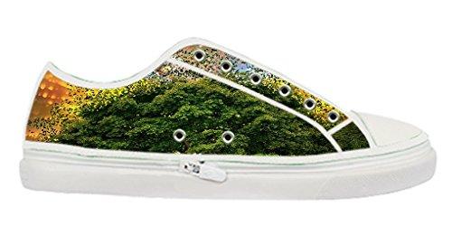 Dalliy Tree of Life Baum des Lebens Mens Canvas shoes Schuhe Footwear Sneakers shoes Schuhe E