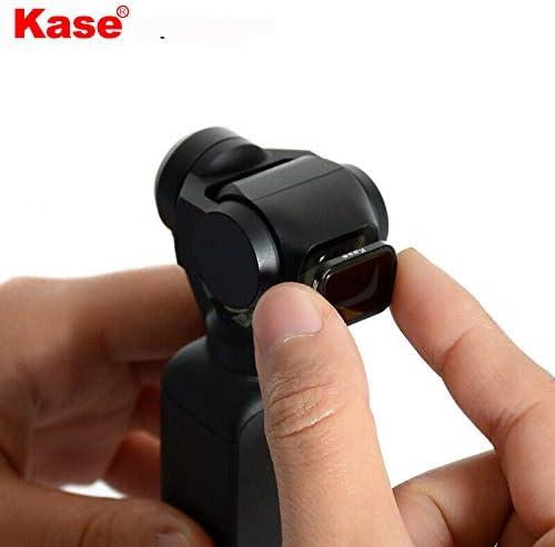 Kase ND64 Neutral Density 6 Stop Filter for DJI OSMO Pocket Camera Magnetic Quick Swap
