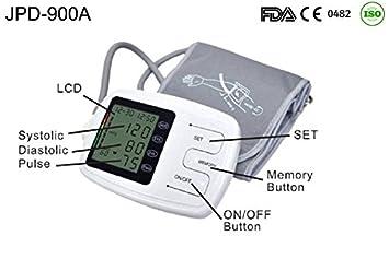 [Jumper® Medical] jpd-001 gv-900 a Digital brazo Tensiómetro