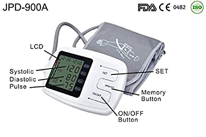 [Jumper® Medical] jpd-001 gv-900 a Digital brazo Tensiómetro