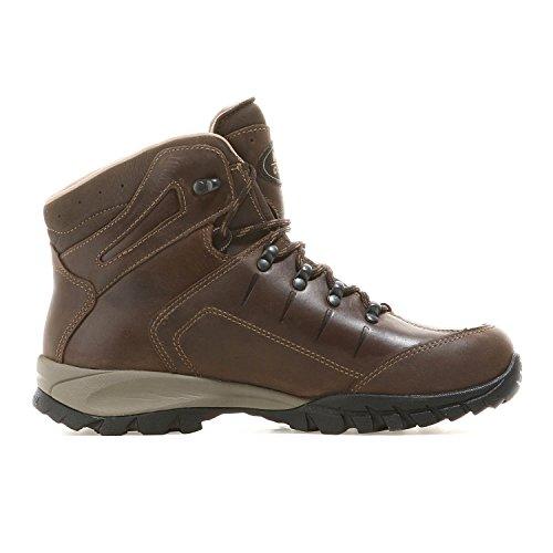 Meindl - Scarpe JURA GTX per loutdoor, le escursioni e il trekking, colore: marrone scuro - marrone