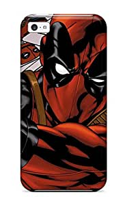 All Green Corp's Shop Tpu Case Cover Compatible For Iphone 5c/ Hot Case/ Deadpool