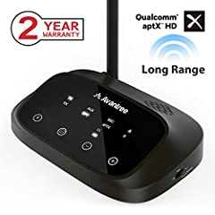 The Asante Oasis Plus is a long range Bluetooth transmitter or receiver. Class 1 Bluetooth technology and an optimized antenna design allow it to work at ranges of up to 164ft/50M. Use the Oasis Plus as your home entertainment audio hub! It s...
