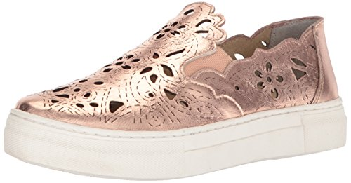Seychelles Women's Even Better Sneaker, Rose Gold, 8 M US