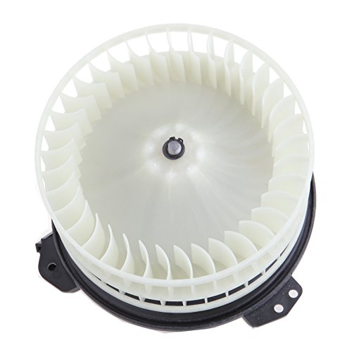 HVAC plastic Heater Blower Motor w/Fan Cage ECCPP fit for 1996-2000 Chrysler Town & Country 1996-2000 Dodge Caravan/Dodge Grand Caravan 1996-2000 Plymouth Grand Voyager 1996-2000 Plymouth Voyag ()