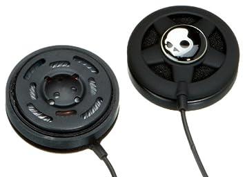 Giro Helmet Accessories TuneUps II 2 Way Radio Kit With Audio Drops