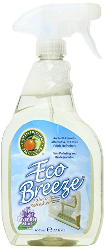 Earth Friendly Products Eco Breeze, Lavender Mint, 22-Ounce (Pack of 2)