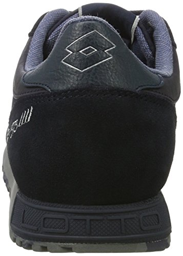 Lotto Men's Santander Ii Low-Top Sneakers Blue (Navy) discount wholesale price clearance pay with paypal clearance limited edition buy cheap tumblr BuIeiRae