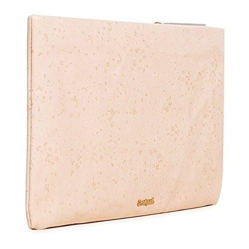 Splatter Bag Metallic Rosa Donna Desigual Macau fvBnPpqd