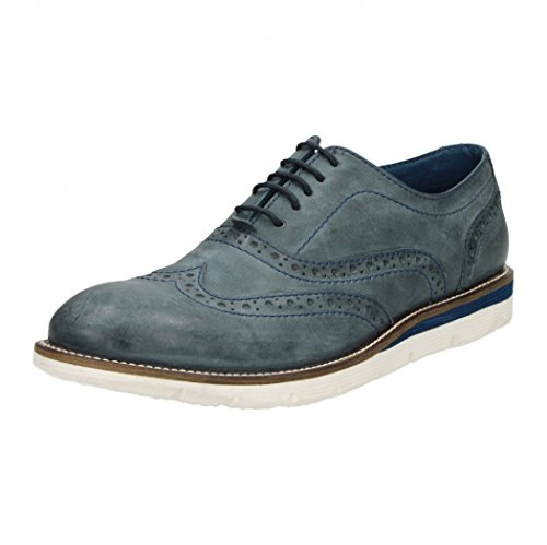 Zapato Bajo 41 46 Hombre Zapato schuhgrã¶Ãÿen Hasta gris Fitters de Moda Footwear Piel de Café awUUgY