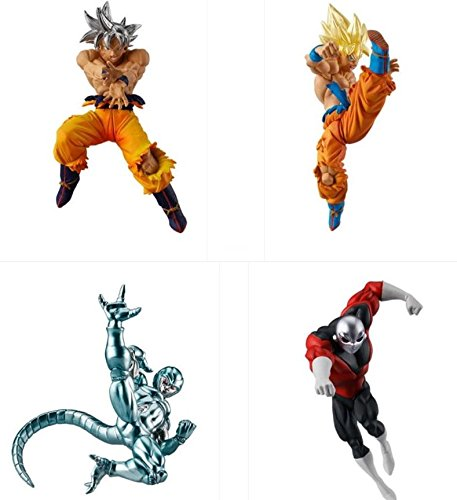 (Gashapon Dragon Ball Super Vs Dragon Ball 06 Set)