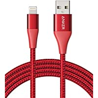 Anker Powerline+ II Lightning Cable (6ft), MFi Certified...