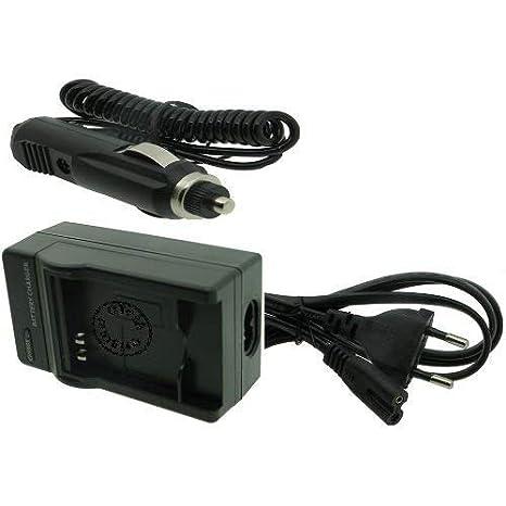 Amazon.com: Otech Cargador para Panasonic Lumix DMC-TZ57 ...