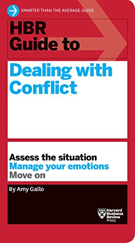 Amazon hbr guide to dealing with conflict hbr guide series hbr guide to dealing with conflict hbr guide series by gallo amy fandeluxe Choice Image