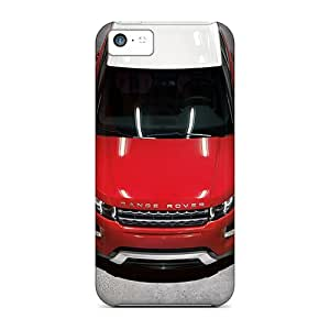 Protective Tpu Case With Fashion Design For Iphone 5c (rang Rover Evoque)