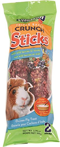 RRY & HONEY - GUINEA PIG - 3.75 OZ/2PK (Crunch Guinea Pig)