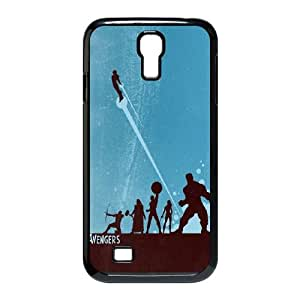 Samsung Galaxy S4 9500 Cell Phone Case Black The Avengers Old Poster SLI_537111