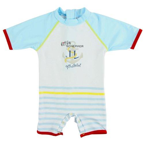 Sun Protective UV Swimsuit - Boys - Little Matelot - Little Scherrer