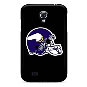 For Galaxy S4 Premium Tpu Case Cover Minnesota Vikings 5 Protective Case