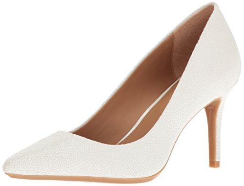 outlet cheap Calvin Klein Women's Gayle Pump Platinum White sale buy cw9KvZdl