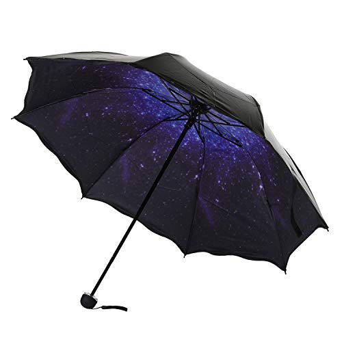 Pendant Lighting Apollo (Best Selling Windproof Reverse Folding Women Umbrella/Three-Fold Flowers Sunshine Double Strong Colourful Parasols,Wtx71227481Bu)