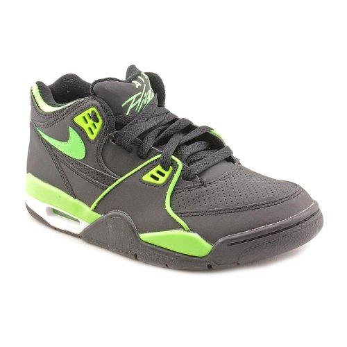 Nike Damesschoenen Tessen Zwart / Wit - Zuiver Platina