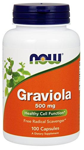NOW Foods Graviola 100 Capsules