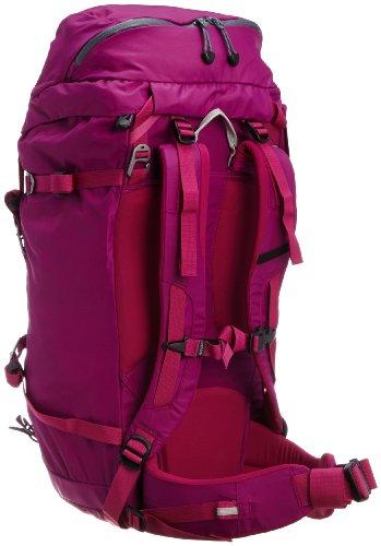 Norrona Trollveggen Pack 40L - Purple Haze - 40l - Robuster leichter Damen Tourenrucksack, 40l