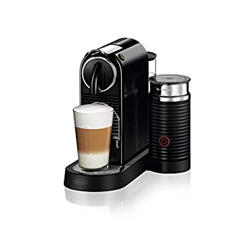 Nespresso by De'Longhi EN267BAE Original Espresso Machine Bundle with Aeroccino Milk Frother by De'Longhi, 9.3 x 14.6 x 10.9 Inches, Black