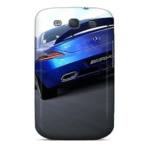 New Arrival GDh10425lrmA Premium Galaxy S3 Case(sls Amg Vs Murcielag)