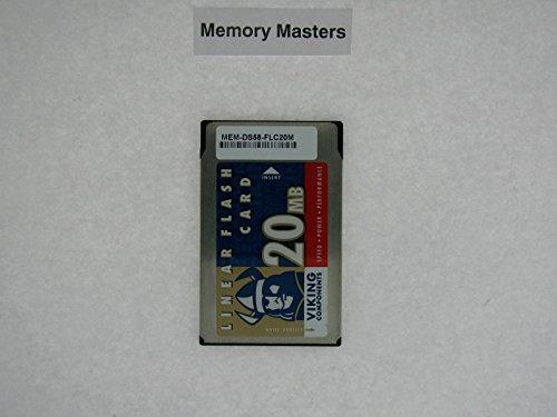 20MB FLASH CARD FOR AS5814 APPROVED RAM Memory Upgrade ( MEM-DS58-FLC20M ()