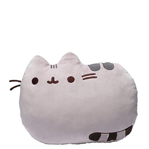GUND Pusheen Reversible Pillow Stuffed Animal Cat Plush, 16.5