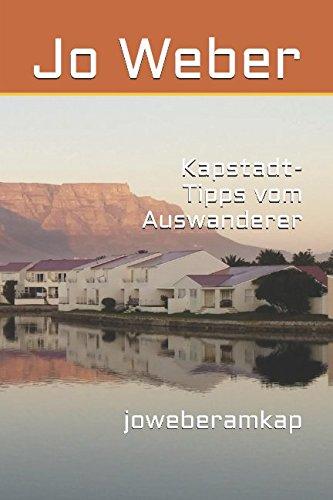 Kapstadt-Tipps vom Auswanderer: joweberamkap