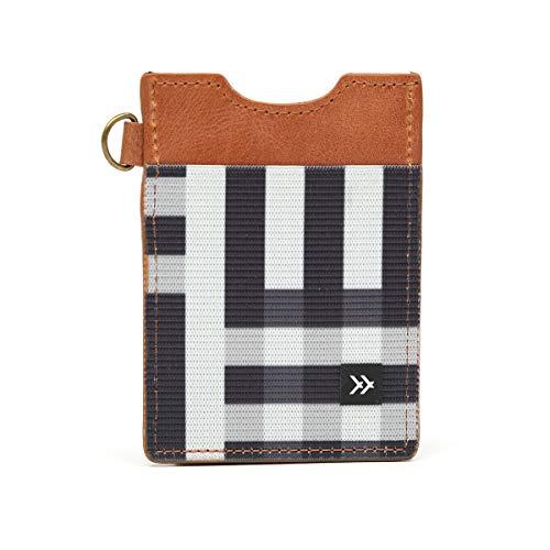 (Thread Wallets - Slim Minimalist Wallet - Vertical Card Holder (Dusk))