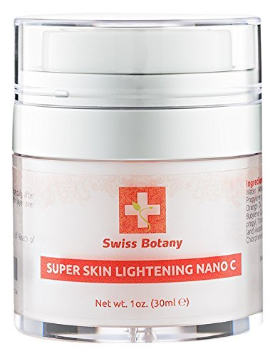 Enhanced Face Lightening Vitamin C Gel with Nanotechnology, Brightens the Skin and Acts As an Anti-oxidant