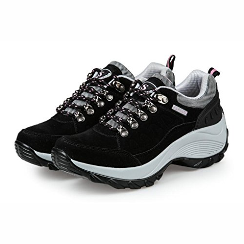 37 Thick Schuhe Outdoor Travel Sommer B Wanderschuhe Lace Farbe Breathable Laufschuhe Womens Bottom Sportschuhe Wedge EIN Frühling und Schuhe Größe Casual up w7RAq4v
