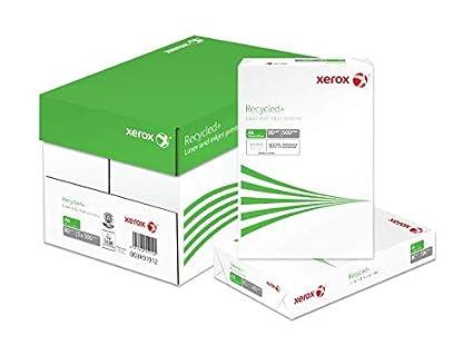 Xerox 003r91912 Recycled +, 80 g/m², A4, cartón a 5 x 500 hojas reciclado