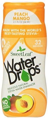 Sweet Drops Water Enhancer Sweetener, Peach Mango, 2.1 Ounce by Sweet Drops