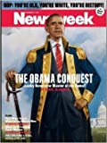 Newsweek Magazine November 19, 2012 the Oboma Conquest Lucky General or Master of the Game?