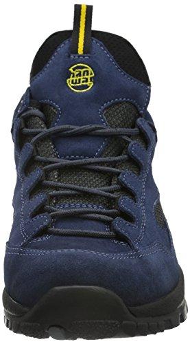 Hanwag Performance Gtx - zapatillas de trekking y senderismo de media caña Hombre Blau (Uncle Blue)