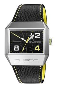 R. CUSTO REAL BIG TIME AC E/C/NEG.AMA relojes hombre CU026502