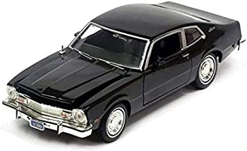 1974 FORD MAVERICK STALLION HARD TOP SHOWCASTS 73326AC//BK 1//24 scale DIECAST CAR