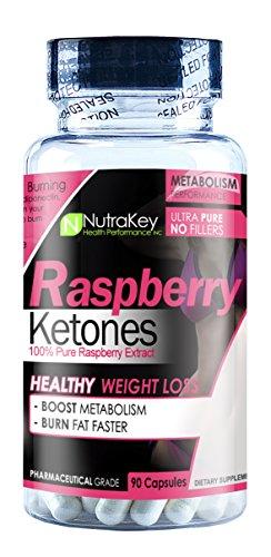 Nutrakey 6150027 RASPBERRY KETONES CAPS