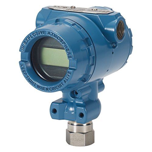 Rosemount 2088G1S22A1M5 Pressure Transmitter, -14.7 to 30 psig (-1,01 to 2,1 bar) (Pressure Transmitter)