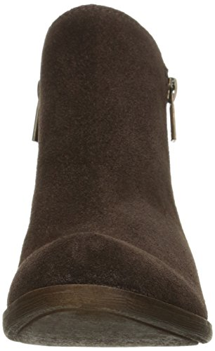 Leather Lucky Boot Women's Java Brand Basel gxwxC708