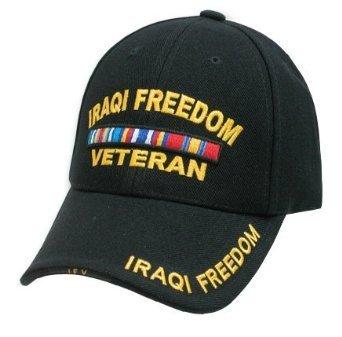 Rothco Deluxe Low Profile Cap/Iraqi Freedom Vet