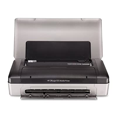 HP OfficeJet 100 Portable Photo Printer with Bluetooth & Mobile Printing (CN551A)